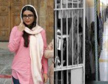 انتقال سپیده مرادی به زندان قرچک ورامین