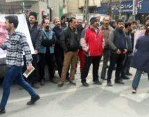 کشتار بی رحمانه ی دراویش گنابادی توسط جمهوری اسلامی