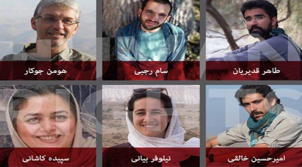 تداوم بیخبری از وضعیت بازداشت شدگان محیط زیستی