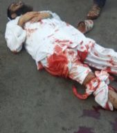 کشته شدن امام جماعت روستا کلیری در بلوچستان