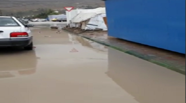 گزارشی از وضعیت زلزله زدگان و فاجعه بارش باران درسرپل ذهاب کرمانشاه