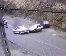 استفاده از گازوئیل برای ایجاد تصادفات در جادههای کشور