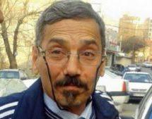 اعتصاب غذای عبدالفتاح سلطانی از روز اول فروردین