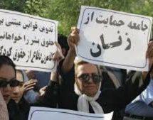 بازداشت و ضرب و شتم برخی از تجمعکنندگان ۸ مارس مقابل وزارت کار