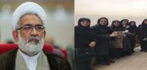 تاکید دادستان کشور ازپیگرد قضائی برای برگزاری روز زن دربرج میلاد