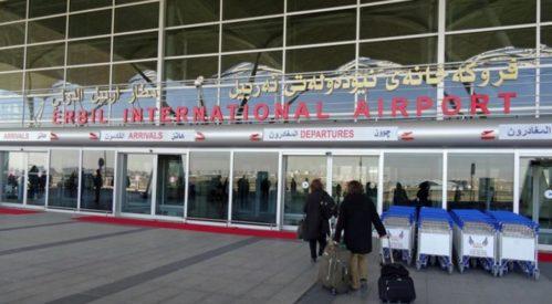ازسرگیری پروازهای بینالمللی فرودگاههای اربیل و سلیمانیه