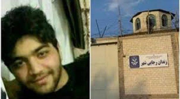 گزارشی از آخرین وضعیت حمزه درویش زندانی سنی مذهب زندان رجایی شهر