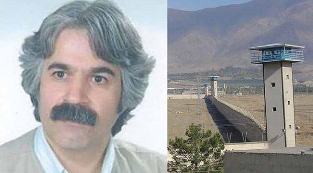 انتقال مهدی فراحی شاندیز زندانی سیاسی به سلول انفرادی