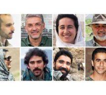 فعالان محیط زیست در زندان